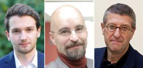 Victor Boullenger, Mikael Petitjean, Patrick Daguet