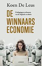 """Cover """"De winnaarseconomie - Koen De Leus"""""""
