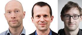 Olivier De Jonghe, Christophe Piette & Joris Tielens