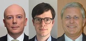 Tim Hermans, Filip Caron & Yvan Timmermans